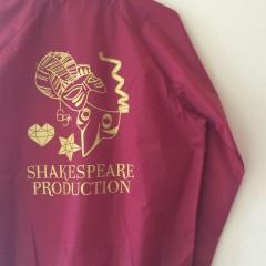同志社女子大学 Shakespeare Production 様より依頼のオリジナルブルゾンの画像